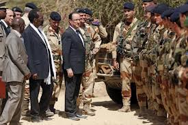 Francia en Mali