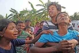 El dolor deBangladesh