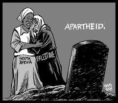 """""""Las raíces del apartheid son las mismas en África del Sur que enIsrael"""""""