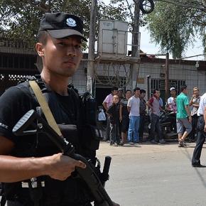China eleva a 35 los muertos por los disturbios étnicos en la región deXinjiang