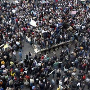 El gran fraude: Reflexiones en torno al golpe militar deEgipto