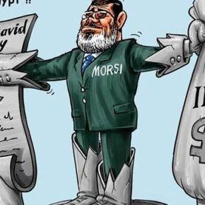 EE.UU. financió a activistas contrarios aMursi
