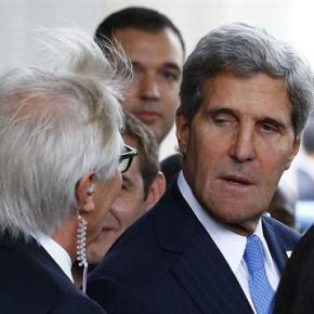 """Siria: EEUU quiere que """"la amenaza del uso de la fuerza"""" siga sobre lamesa"""