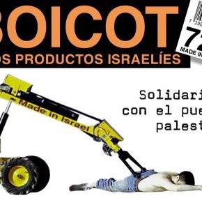 NO al ACAA Israel-UE: campaña defirmas