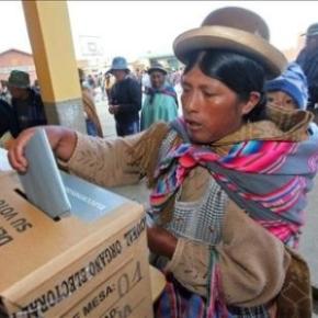 Bolivia: Estupor de siglos,estalla