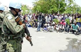 Haití: La permanencia de la Minustah, por qué están y por qué no sevan