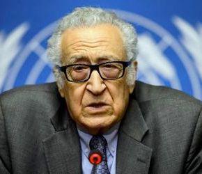 Suspensión de la conferencia de paz GinebraII