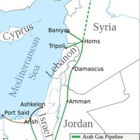 Tres noticias censuradas sobre Siria (Parte II): El desconocido motivante energético de la guerra enSiria