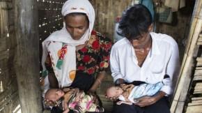 Escenas de una limpieza étnica enBirmania