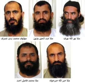 ¿Porqué EE.UU libera ahora a estos peligrosostalibanes?