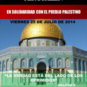 Día Mundial deJerusalén