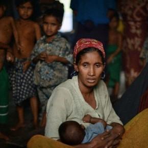 Miles de musulmanes de Birmania huyen por laviolencia
