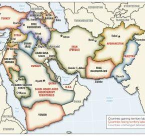 Washington reactiva su proyecto de división deIrak