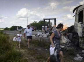 Proyecto oficial de limpieza étnica enUcrania