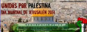 Día Mundial de Jerusalén (al-Qods)2014