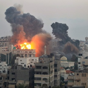 La enésima agresión del ejército israelí a lospalestinos