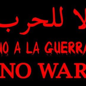 ¡Por un Comité y una Plataforma Global Contra lasGuerras!