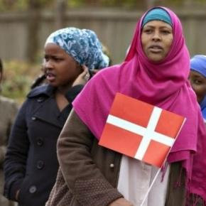 El partido de la oposición en Dinamarca quiere dificultar la entrada de inmigrantesmusulmanes