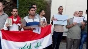 Cristianos y musulmanes iraquíes rezan juntos por lapaz