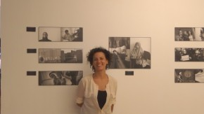 """Entrevista a Patricia Bobillo, autora de la exposición """"Mujeres palestinas bajo la ocupaciónisraelí"""""""