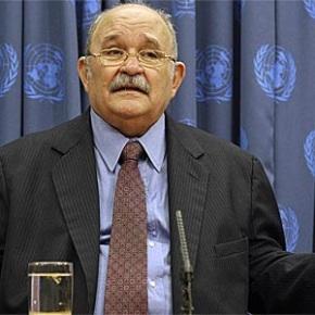 """Gaza: Miguel D'Escoto pide """"el aislamiento total deIsrael"""""""