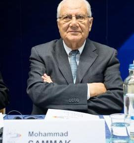 Mohammed Sammak condena duramente el EIIS en el encuentro deAmberes