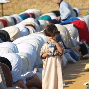 """""""El buen musulmán busca la paz para lasociedad"""""""