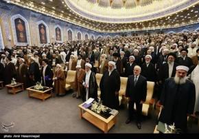 Sabios sunníes y shias se reúnen en un Congreso en Irán para enfrentar la corriente terroristatakfiri