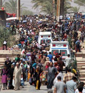 La vida cotidiana bajo el yugo del Estado Islámico enIrak