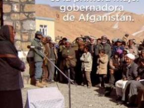 Ejemplo de lucha: Habiba Sarabi, primera mujer gobernadora deAfganistán