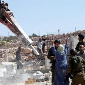 Israel demuele cada año 1000 casas de beduinos enNéguev