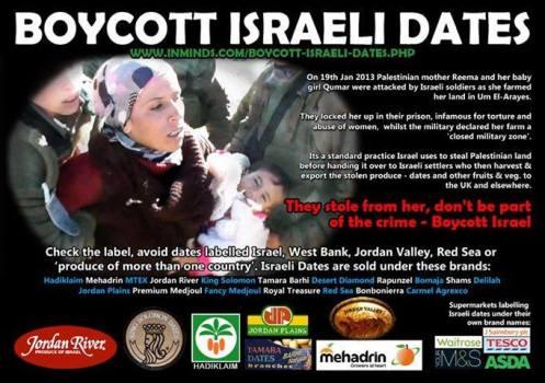 boicot datiles