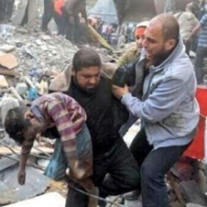 Israel califica de legítima su ofensiva contra Gaza en2014