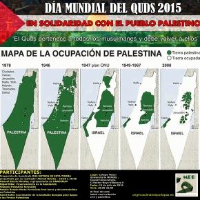 DIA MUNDIAL DEL QUDS2015