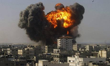 foto guerra gaza