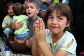 A un año de ofensiva israelí a Gaza los niños viventraumatizados