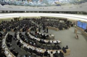 ONU aprobó resolución por los crímenes israelíes contra lospalestinos