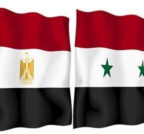 Egipto muestra signos de acercamiento aSiria