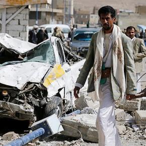 """Medios occidentales levantan un """"muro de silencio"""" ante el genocidio enYemen"""