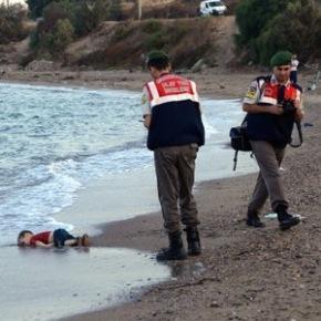 La falsa «crisis de losrefugiados»