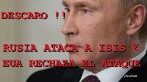 EEUU AHORA MUY PREOCUPADO POR ATAQUES CERTEROS DE RUSIA AISIS