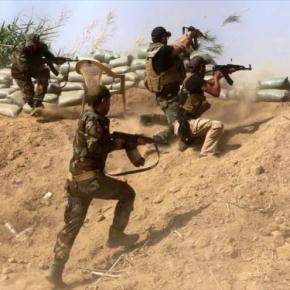 Descubren armas de EEUU en un túnel de Daesh enIrak