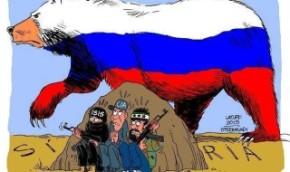 Siria: Revelan quiénes protegen a los mercenarios de ISIS de ataquesrusos