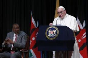 El Papa Francisco llama al diálogo a cristianos ymusulmanes
