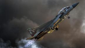Medios sirios: Cazas israelíes bombardean las inmediaciones de la capitalsiria