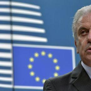 """Dimitris Avramopoulos, Comisario europeo de inmigración: """"El sueño europeo se hadesvanecido"""""""
