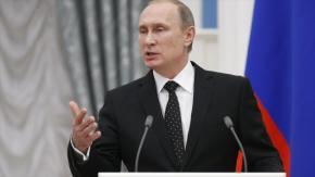 Putin: EEUU sabía dónde volaba el caza ruso derribado porTurquía