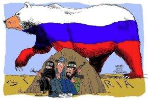 ¿A qué viene este vendaval de críticas de Occidente contraRusia?