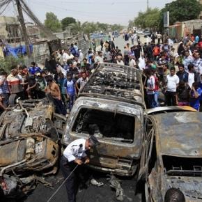 La ONU cifra en casi 500 los civiles muertos durante el mes de noviembre enIrak