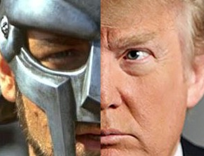 Donald Trump y el club de los gladiadoresislamófobos